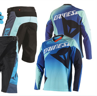 Range of Top Riding Kit From Dainese