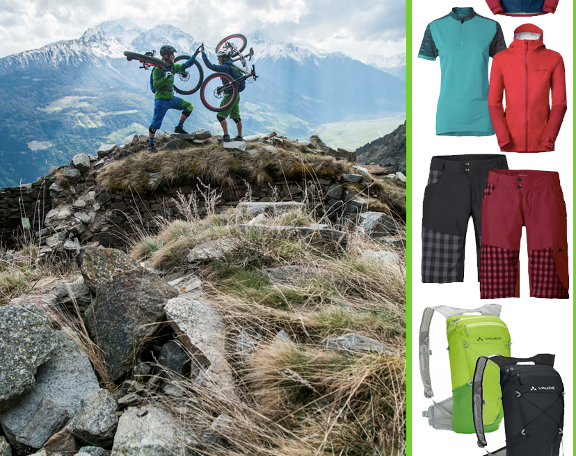 Complete Riding Outfit from Vaude