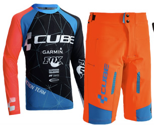 Complete Riding Outfit From Cube