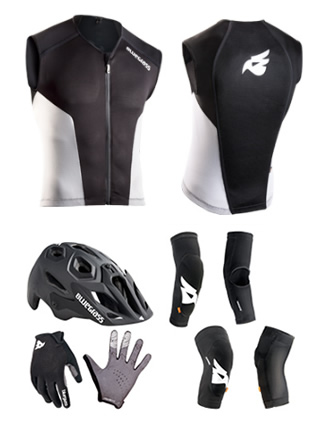 Protective Gear From Bluegrass Eagle