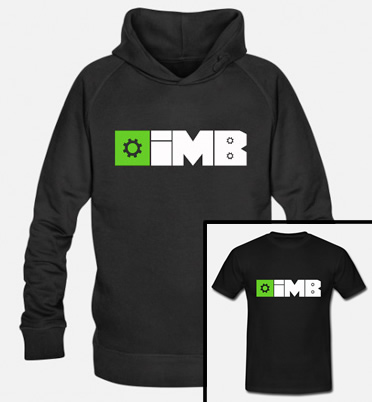 Fresh IMB Organic Hoody and T-Shirt