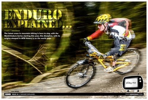 Enduro Explained