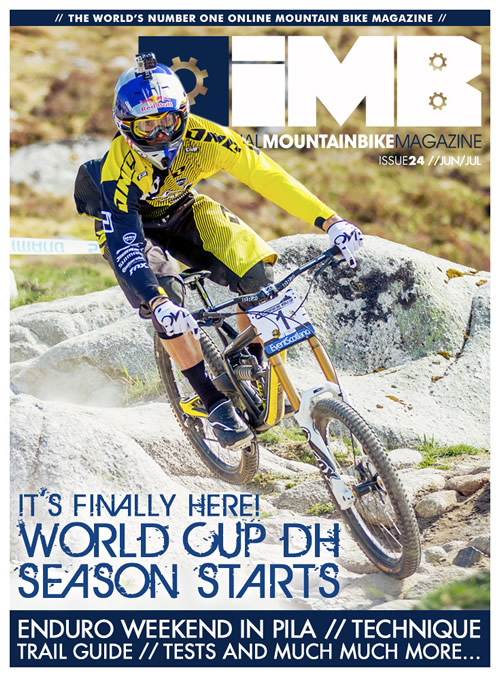 IMB - Free Mountain Bike Magazine - Online