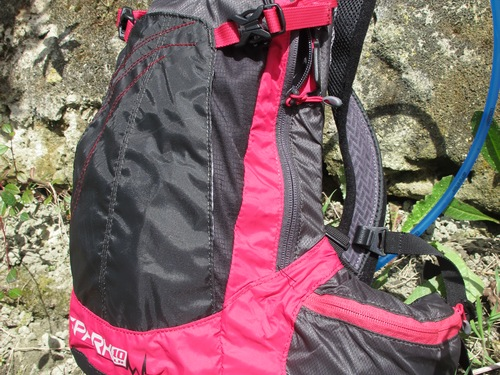 Mountain Bike Review and Test - Camelbak Womens Spark 2013