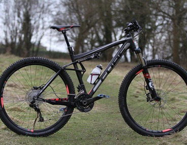 Mountain Bike Review and Test - Cube AMS 120 SL 29 2013