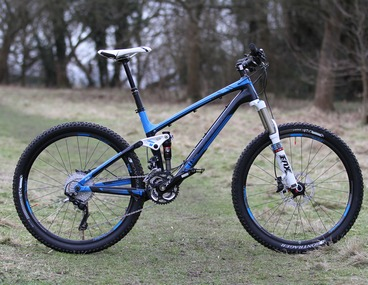 Mountain Bike Review and Test - Trek Fuel EX 9.8 2013