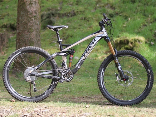 Mountain Bike Review and Test - Trek Slash 9 2013