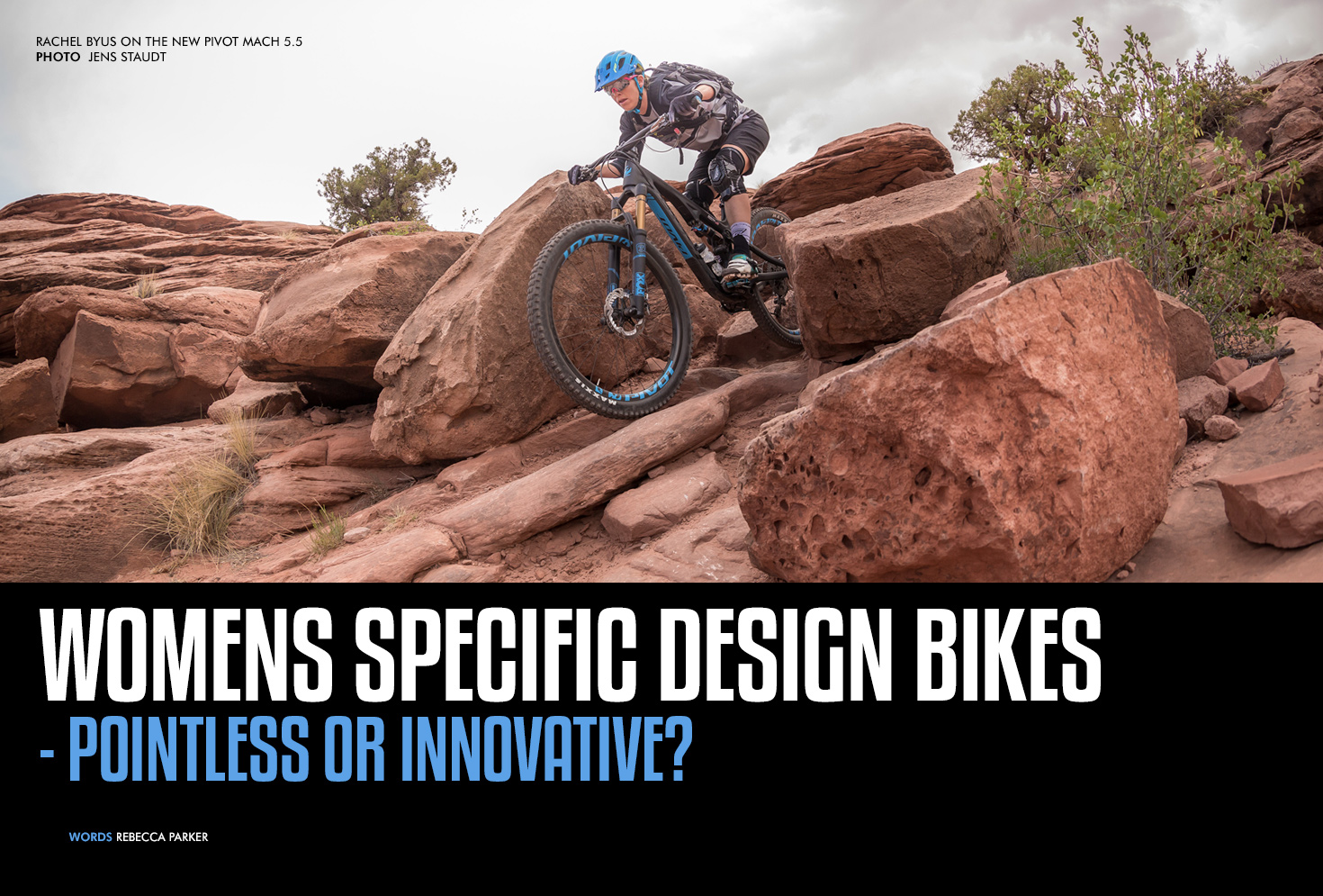Women's Specific Design bikes – Pointless or Innovative ...