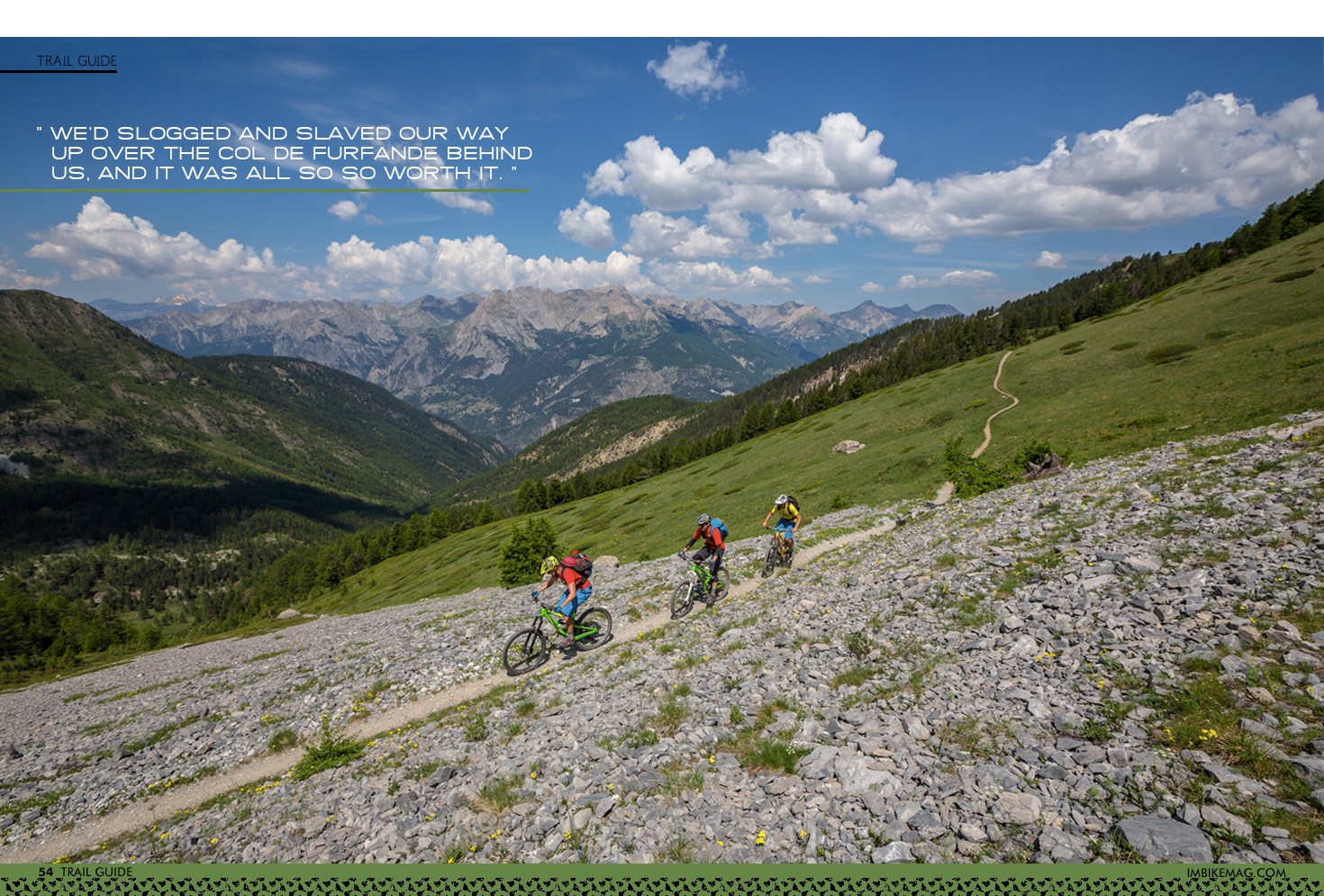 Trail Guide - Queyras, France | Articles » Issue 54 | IMB | Free