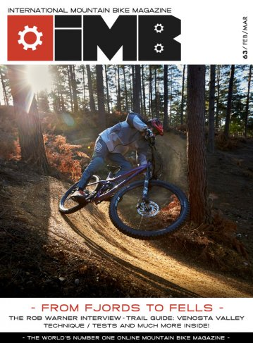 IMB - Free Mountain Bike Magazine - Online