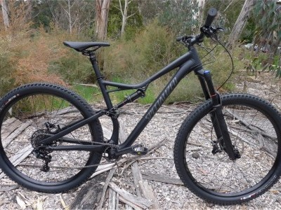 Specialized Bicycles Stumpjumper FSR Comp 29 2017 Mountain Bike Review
