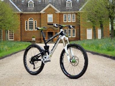 CUBE Bikes Fritzz Pro  2012 Mountain Bike Review