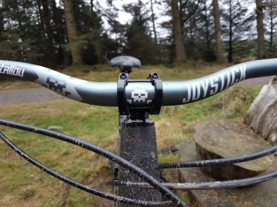 Joystick Bicycle Components 8 Bit Alloy Bar and Binary Stem 2019 Mountain Bike Review