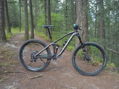 Canyon Bicycles Spectral AL 8.0 EX WMN 2016 Mountain Bike Review