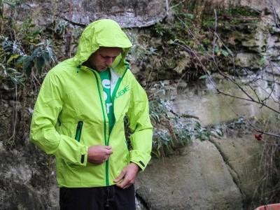 CUBE Bikes AM Rainjacket  2015 Mountain Bike Review