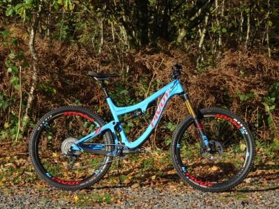 Pivot Cycles Switchblade 2017 Mountain Bike Review