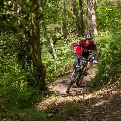 Switchbacks Mountain Bike Technique