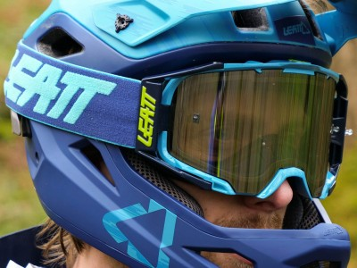 Leatt Velocity 6.5 goggles 2019 Mountain Bike Review