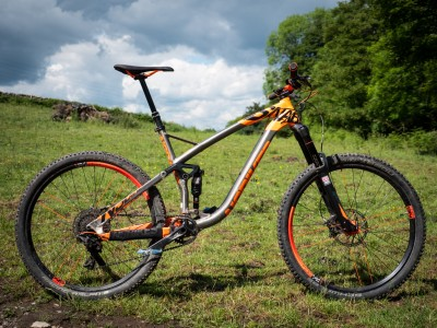 NS Bikes Snabb T1 2016 Mountain Bike Review