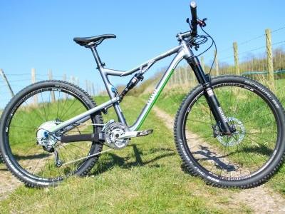 Rose Bikes Ground Control 2  2015 Mountain Bike Review