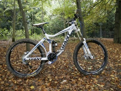 Giant Bicycles Glory 1  2010 Mountain Bike Review