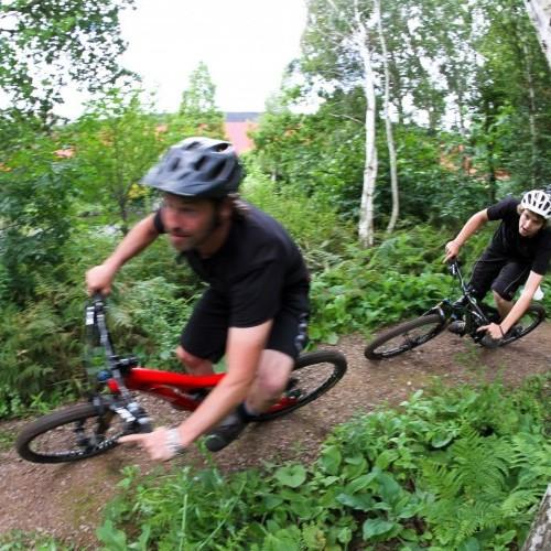 All The Necessary Skills Mountain Bike Technique