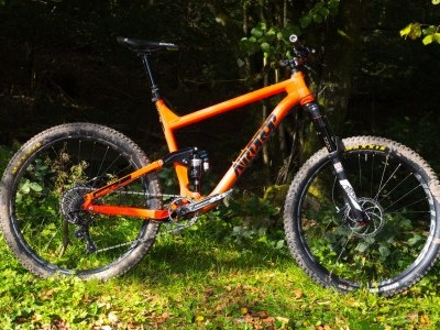 Airdrop Bikes Edit 2016 Mountain Bike Review