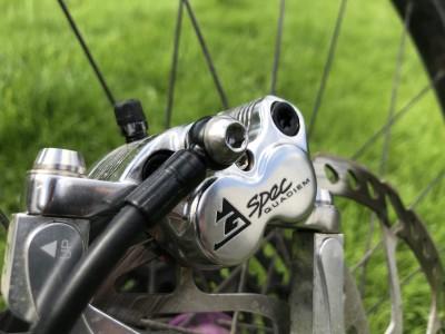 TRP Cycling G-Spec Quadium 2018 Mountain Bike Review