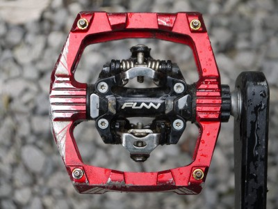 FUNN Ripper Pedals 2018 Mountain Bike Review