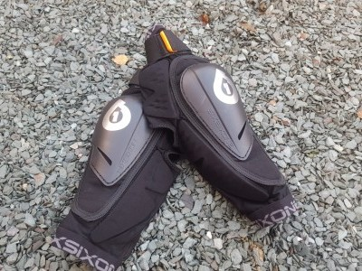 SixSixOne Rage Knee Pads 2016 Mountain Bike Review