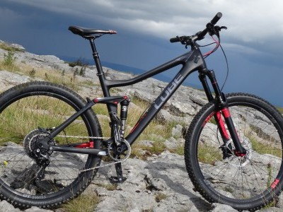 CUBE Bikes Stereo 140 Super HPC TM 27.5  2015 Mountain Bike Review