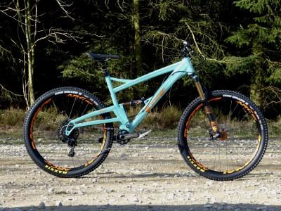 Orange Mountain Bikes Four RS 2017 Mountain Bike Review