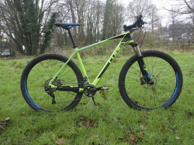 CUBE Bikes Reaction GTC SL 29  2016 Mountain Bike Review