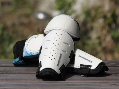 Race Face Rally FR Elbow Pads  2011 Mountain Bike Review