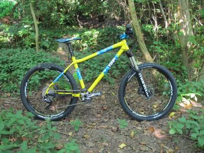 Ragley Bikes Blue Pig Custom Build  2014 Mountain Bike Review