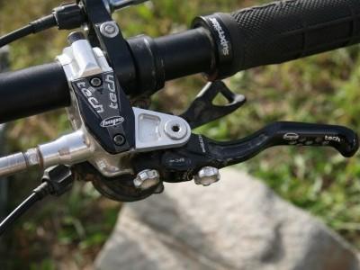 Hope Technology V2 Brakes 2010 Mountain Bike Review