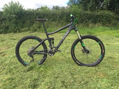 CUBE Bikes Stereo 160 C:62 Race 27.5 2016 Mountain Bike Review