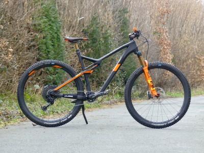 CUBE Bikes AMS 100 C:68 TM 29 2019 Mountain Bike Review