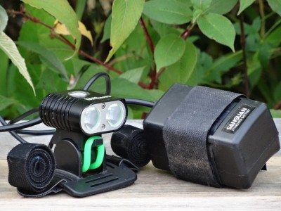 Mapdec Cycle Works K20 CREE 2000 2016 Mountain Bike Review