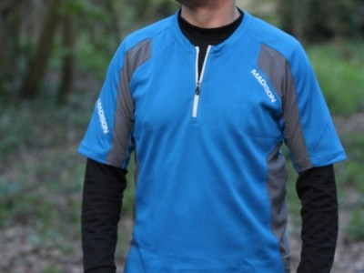 Madison Flux Singletrack Jersey  2012 Mountain Bike Review