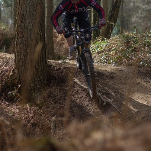 Up and Overs Mountain Bike Technique