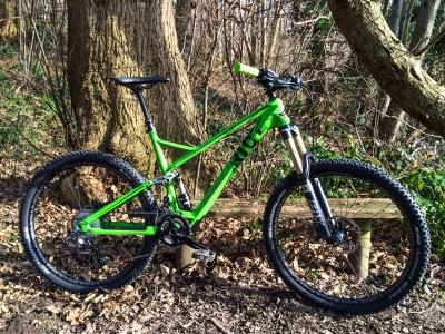 Ghost Bikes Riot LT 8 LC  2015 Mountain Bike Review