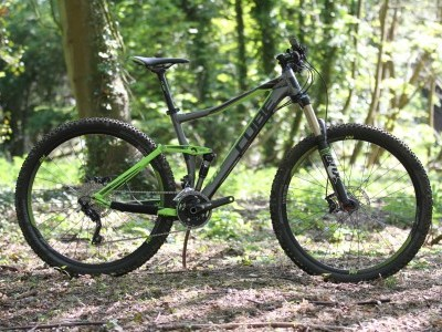 CUBE Bikes Sting 140 Pro 29  2014 Mountain Bike Review
