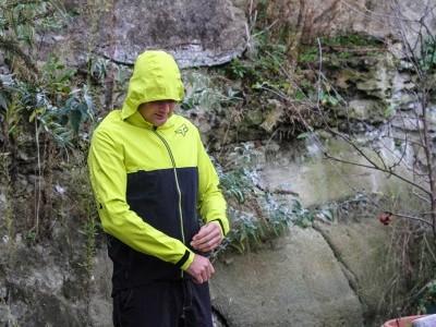 Fox Head Downpour Jacket  2015 Mountain Bike Review