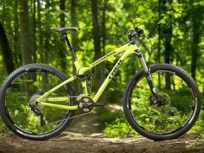 Trek Bikes Fuel EX 9.8 27.5  2015 Mountain Bike Review
