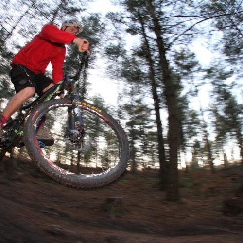 Jumping Fundamentals Mountain Bike Technique