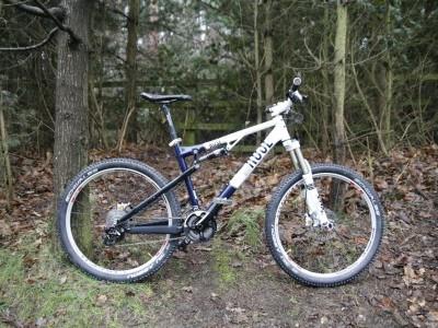 Rose Bikes Jabba Wood 6  2011 Mountain Bike Review