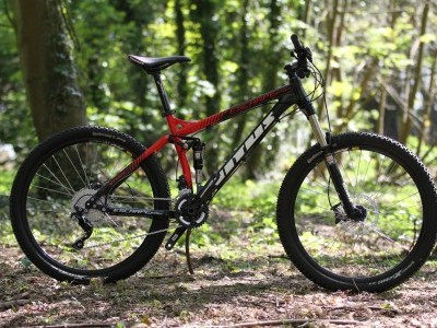 Vitus Escarpe 275 VR  2014 Mountain Bike Review