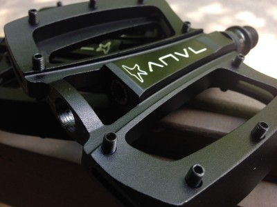 ANVL Components Tilt Pedal  2014 Mountain Bike Review