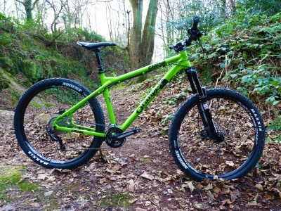 Orange Mountain Bikes Crush AM 27.5  2015 Mountain Bike Review